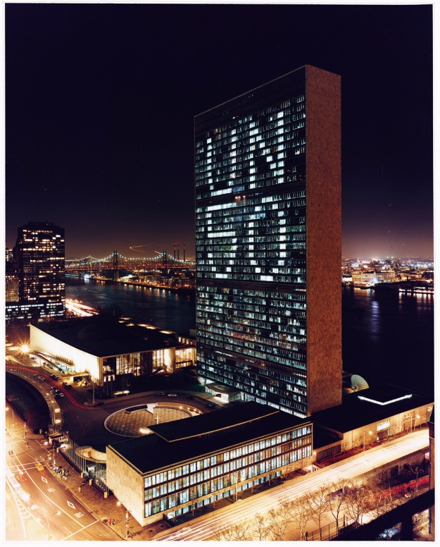 hixondesign - UN 50th Anniversary — hixon design consultants, inc.