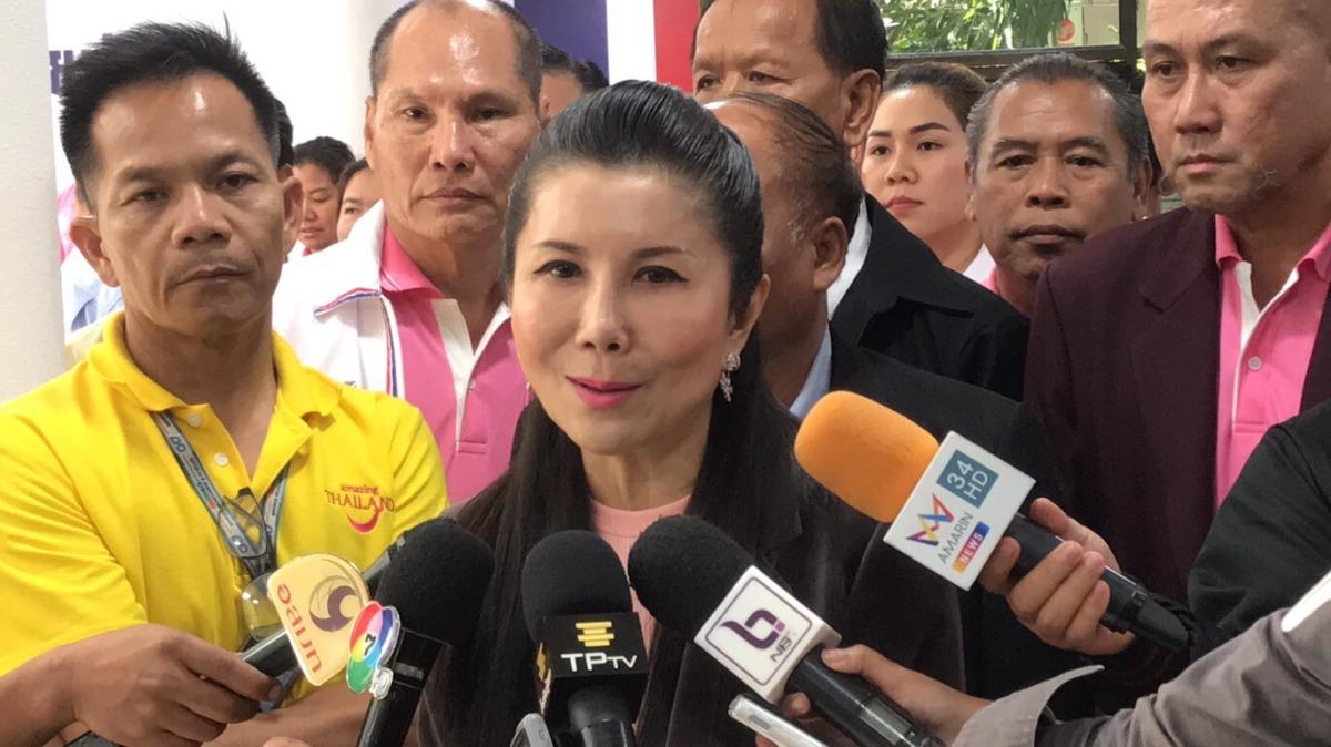 เท่าเทียมนั่น คือความบริสุทธิ์ยุติธรรม : นางสาวกัญจนา ศิลปอาชา หัวหน้าพรรคชาติไทยพัฒนา