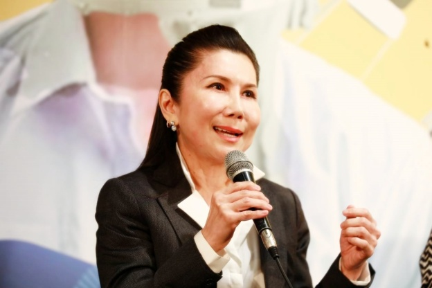 ชวนพรรคร่วมคิด พลิกห้องเรียน เปลี่ยนไทยทันโลก : นางสาวกัญจนา ศิลปอาชา หัวหน้าพรรคชาติไทยพัฒนา