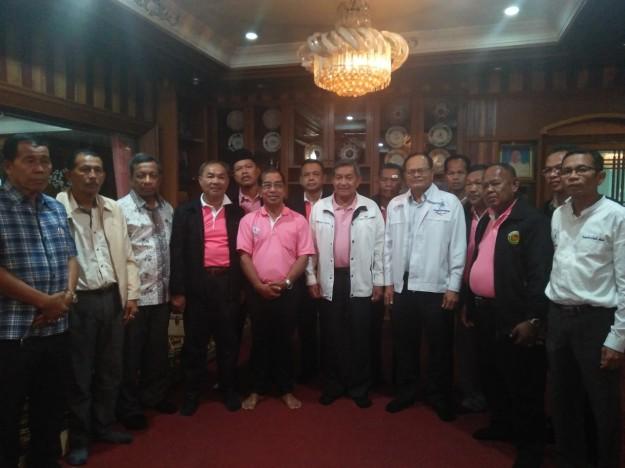 'ชทพ.'เปิดตัวผู้สมัคร ในพื้นที่ 3 ชายแดนใต้ครบทุกเขต : พรรคชาติไทยพัฒนา Chartthaipattana Party
